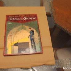 Cómics: EL TRIÁNGULO SECRETO TOMO VII, TAPA DURA, EDITORIAL GLENAT. Lote 78053393