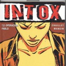Cómics: INTOX. VOL.2. OPERACIÓN PABLO. GLENAT 2005. NUEVO. Lote 79953945