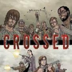 Cómics: CROSSED NUMERO 1 DE GARTH ENNIS,GLENAT. Lote 80025993