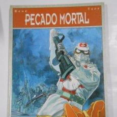 Cómics: PECADO MORTAL. - BEHE / TOFF - EDITORIAL GLENAT. - 1993. TDKC21. Lote 34428705