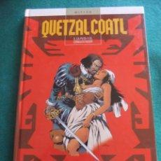 Cómics: QUETZALCOATL Nº 5 LAPUTA Y EL CONQUISTADOR EDICIONES GLENAT. Lote 81742536