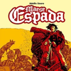 Cómics: MAESE ESPADA (GLÉNAT, 2006), DE ADOLFO USERO. Lote 179107033