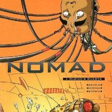 Cómics: NOMAD-3, DE MORVAN Y SAVOIA (GLÉNAT, 1996). COLECCIÓN MANGA EUROPEO. NUEVO. Lote 117335706