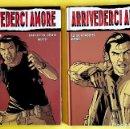 Cómics: ARRIVEDERCI AMORE, DE MUTTI Y CROVI (GLENAT, 2005) COL. VIÑETAS NEGRAS. COMPLETA 2 TOMOS. NUEVOS. Lote 84200456