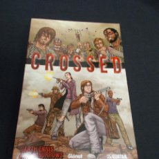 Cómics: CROSSED - GARTH ENNIS - GLENAT - . Lote 84335564