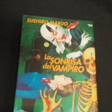 Cómics: LA SONRISA DEL VAMPIRO - TOMO 1 - SUEHIRO MARUO - GLENAT - . Lote 84336364