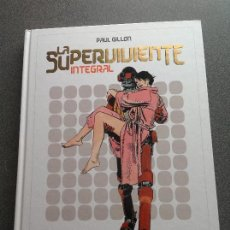 Cómics: PAUL GILLON. LA SUPERVIVIENTE. INTEGRAL DE LUXE. TAPA DURA. Lote 84503868