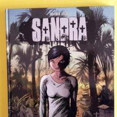 Cómics: SANDRA, DE. SANTIAGO ARCAS (GLÉNAT, 2009) NUEVO. Lote 84553120