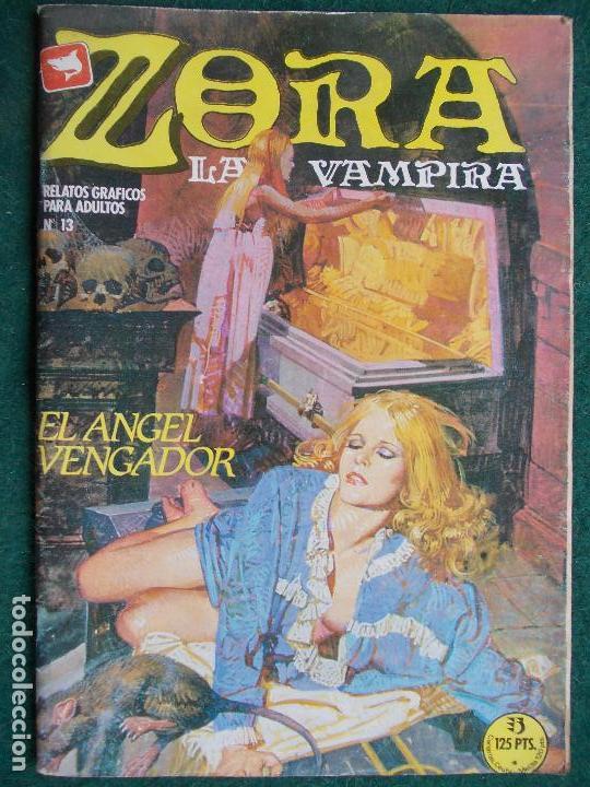 ZORA Nº 13 (Tebeos y Comics - Glénat - Serie Erótica)