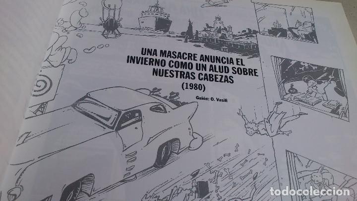 Cómics: EL HOMBRE QUE SE COMIÓ A SÍ MISMO - PERE JOAN - GLÉNAT - INTEGRAL - 1999 - NUEVO - Foto 4 - 85787536