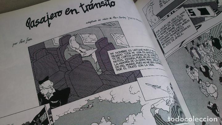 Cómics: EL HOMBRE QUE SE COMIÓ A SÍ MISMO - PERE JOAN - GLÉNAT - INTEGRAL - 1999 - NUEVO - Foto 6 - 85787536