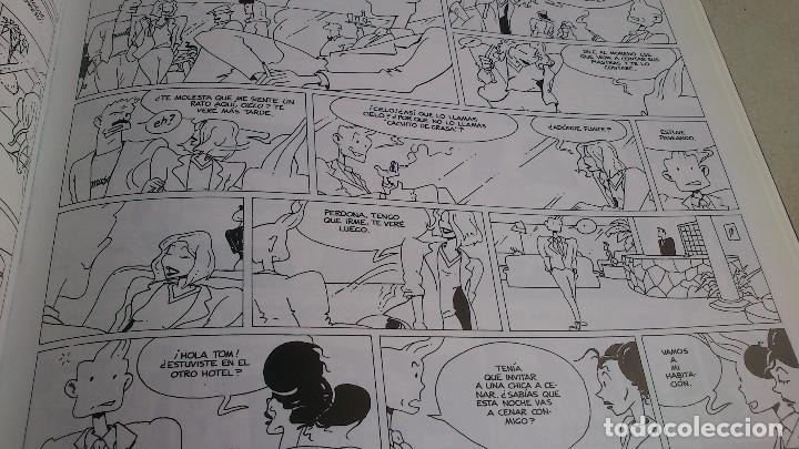 Cómics: EL HOMBRE QUE SE COMIÓ A SÍ MISMO - PERE JOAN - GLÉNAT - INTEGRAL - 1999 - NUEVO - Foto 9 - 85787536