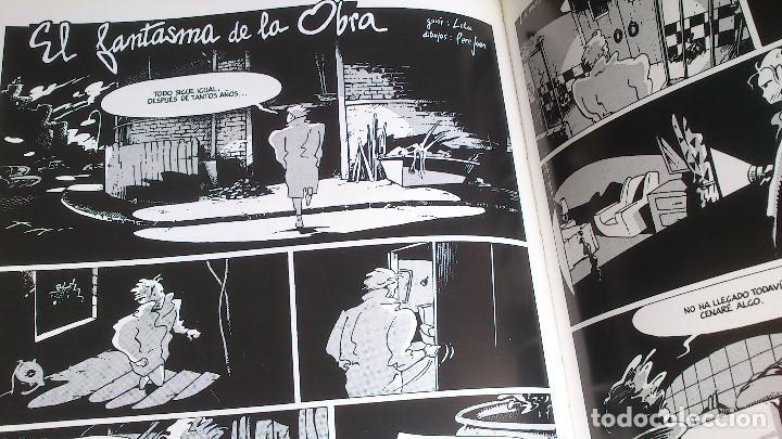 Cómics: EL HOMBRE QUE SE COMIÓ A SÍ MISMO - PERE JOAN - GLÉNAT - INTEGRAL - 1999 - NUEVO - Foto 11 - 85787536