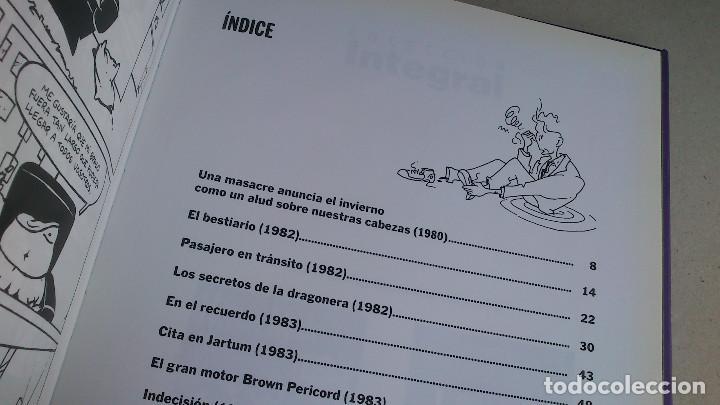 Cómics: EL HOMBRE QUE SE COMIÓ A SÍ MISMO - PERE JOAN - GLÉNAT - INTEGRAL - 1999 - NUEVO - Foto 14 - 85787536