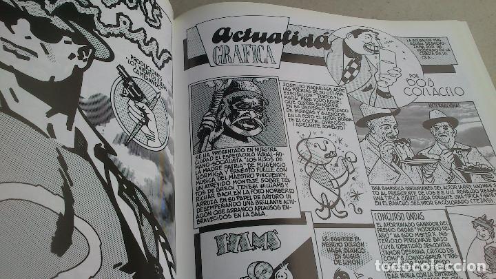 Cómics: HÉROES MODERNOS - GALLARDO - VIDAL-FOLCH - GLÉNAT - 1ª EDICIÓN 1998 - NUEVO - Foto 8 - 85788576