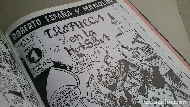 Cómics: HÉROES MODERNOS - GALLARDO - VIDAL-FOLCH - GLÉNAT - 1ª EDICIÓN 1998 - NUEVO - Foto 11 - 85788576
