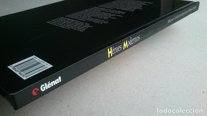 Cómics: HÉROES MODERNOS - GALLARDO - VIDAL-FOLCH - GLÉNAT - 1ª EDICIÓN 1998 - NUEVO - Foto 12 - 85788576