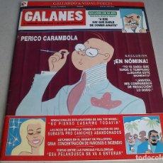 Cómics: GALANES - NÚMERO 10 - GALLARDO & VIDAL-FOLCH - GLÉNAT - ENERO 1995 - NUEVO. Lote 85789204