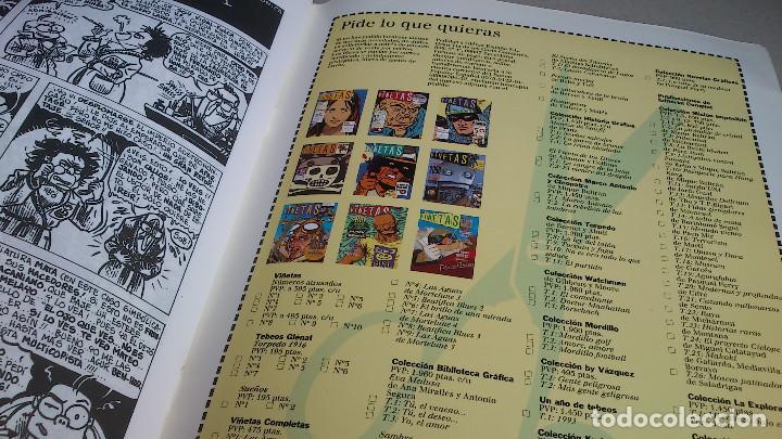 Cómics: GALANES - NÚMERO 10 - GALLARDO & VIDAL-FOLCH - GLÉNAT - ENERO 1995 - NUEVO - Foto 5 - 85789204