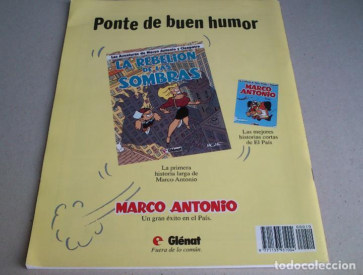 Cómics: GALANES - NÚMERO 10 - GALLARDO & VIDAL-FOLCH - GLÉNAT - ENERO 1995 - NUEVO - Foto 6 - 85789204