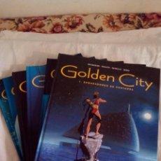 Cómics: GOLDEN CITY.PECQUEUR-MALFIN-SCHELLE-ROSA.6 TOMOS.(INTEGRAL).. Lote 85912488
