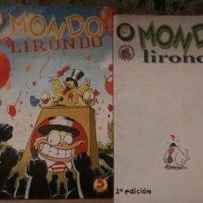 Cómics: MONDO LIRONDO 2,4,5,6. Lote 86117932