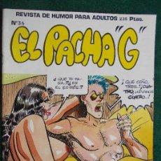 Cómics: EL PACHA G Nº 36. Lote 86189368