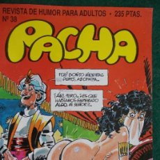 Cómics: EL PACHA G Nº 38. Lote 86189672