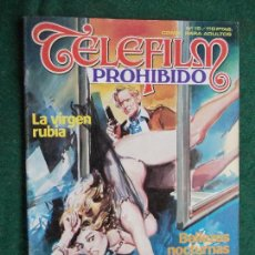 Cómics: TELEFILM PROHIBIDO N 15. Lote 86191996