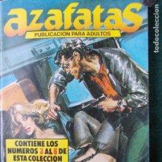 Cómics: AZAFATAS ÁLBUM DEL 3 AL 6. Lote 87111744