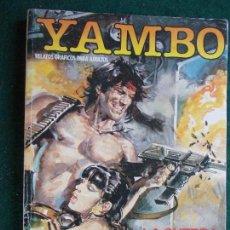 Cómics: YAMBO EXTRA Nº DEL 5 AL 8. Lote 87115224