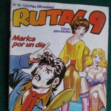 Cómics: RUTA 69 Nº 16. Lote 87115280