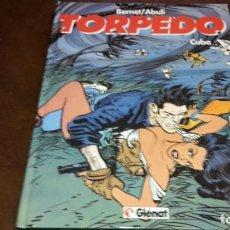 Cómics: TORPEDO. CUBA. BERNET/ABULÍ. GLENAT. Lote 87533384