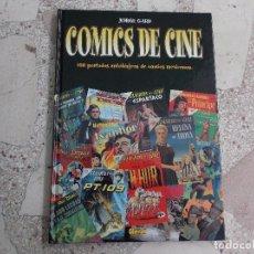 Cómics: COMICS DE CINE ,GLENAT,100 PORTADAS ANTOLOGICAS DE COMICS MEXICANOS,TAPA DURA ,ILUSTRADO,JORGE GARD. Lote 88439032