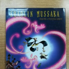 Cómics: SHAOLIN MUSSAKA (ROSSELL). Lote 89302604