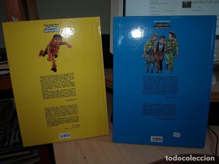 Cómics: 36-39 - MALOS TIEMPOS - NÚMEROS 1 Y 2 - TAPA DURA - GLENAT - Foto 3 - 89692476