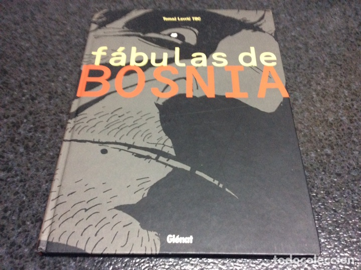 FABULAS DE BOSNIA /POR: TOMAZ LAVRIC TBC - EDITA : GLENAT (Tebeos y Comics - Glénat - Comic USA)
