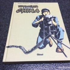 Cómics: TORMENTA SOBRE CHINA /POR: PAUL GILLON Y LECUREUX ( EDICION INTEGRAL ) -EDITA: GLENAT. Lote 32485092