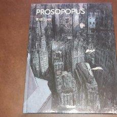 Comics: PROSOPOPUS. DE CRECY. GLENAT. Lote 91645865