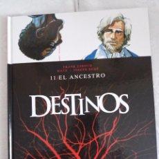 Cómics: DESTINOS - TOMO 11 - EL ANCESTRO. Lote 92063195