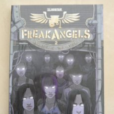 Cómics: FREAKANGELS NRO 2 - POSIBLE ENVÍO GRATIS - GLENAT - WARREN ELLIS & PAUL DUFFIELD - FREAK ANGELS. Lote 93664925