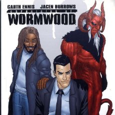 Cómics: WORMWOOD GARTH ENNIS BURROWS AÑO 2008 GLENAT. Lote 93696565