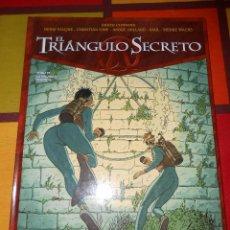 Cómics: EL TRIÁNGULO SECRETO TOMO VI. LA PALABRA PERDIDA - VARIOS AUTORES - GLÉNAT - 2003. Lote 93872600