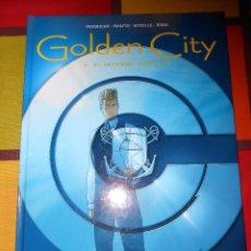 Cómics: GOLDEN CITY 5 - EL INFORME HARRISON DANIEL PECQUEUR NICOLAS MALFIN - EDICIONES GLÉNAT 2004. Lote 93873165