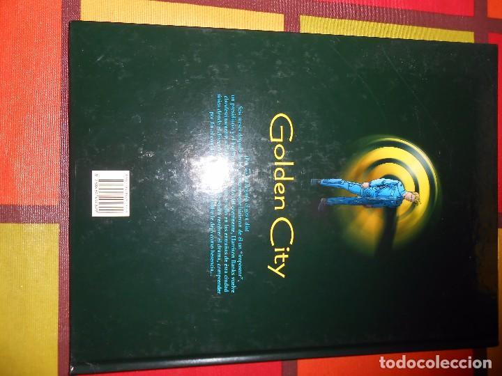 Cómics: Golden City 5 - El Informe Harrison Daniel Pecqueur Nicolas Malfin - Ediciones Glénat 2004 - Foto 2 - 93873165