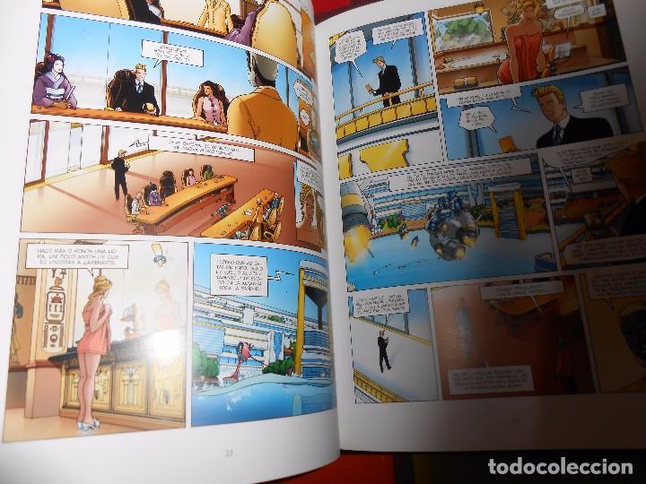 Cómics: Golden City 5 - El Informe Harrison Daniel Pecqueur Nicolas Malfin - Ediciones Glénat 2004 - Foto 4 - 93873165