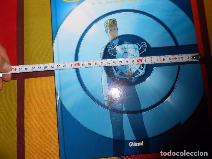Cómics: Golden City 5 - El Informe Harrison Daniel Pecqueur Nicolas Malfin - Ediciones Glénat 2004 - Foto 6 - 93873165