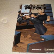 Cómics: CHRONICLES OF WORMWOOD EL ÚLTIMO ENEMIGO ENNIS STEEN EDICIONES GLÉNAT 2012. Lote 95391263