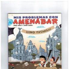 Cómics: MIS PROBLEMAS CON AMENÁBAR -GLENAT 2009-. Lote 95634163
