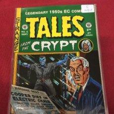 Cómics: TALES FROM THE CRYPT NUMERO 5 MUY BUEN ESTADO REF.U6. Lote 95775019